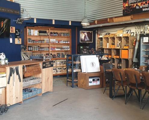 Dutch Bros. Smokers BBQ Shop